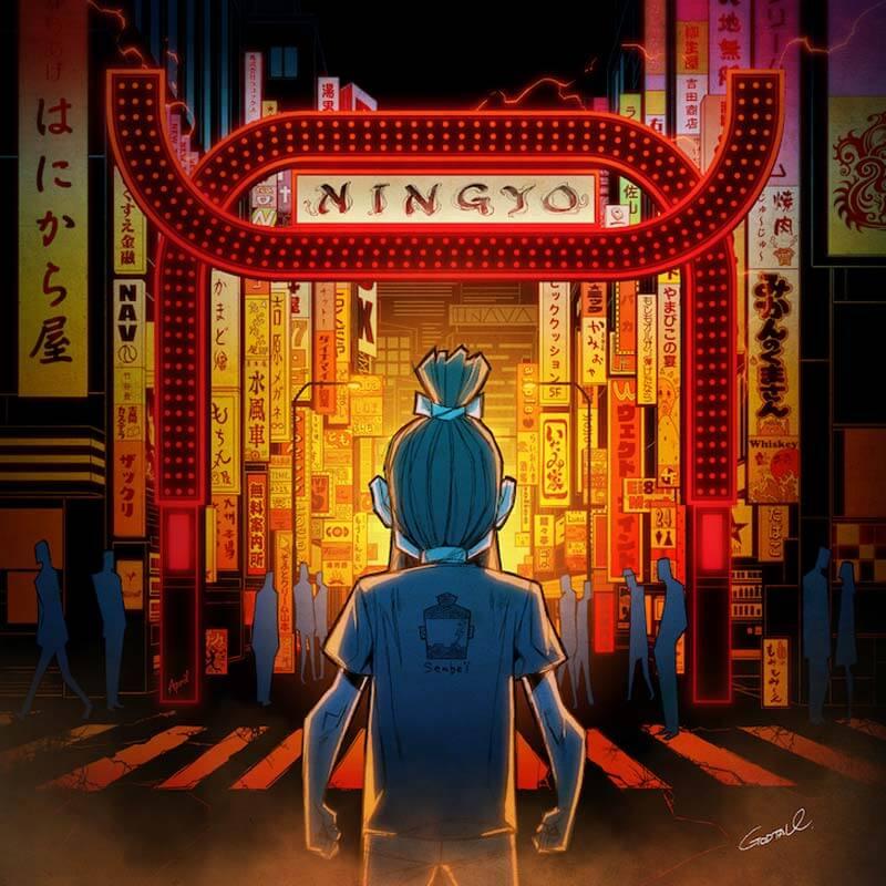 SENBEI---Ningyo